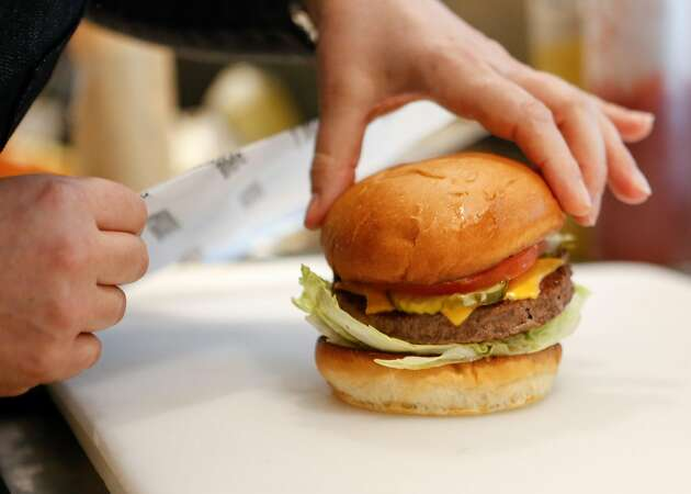 Putting meatless Beyond Burger and Impossible Burger to the test