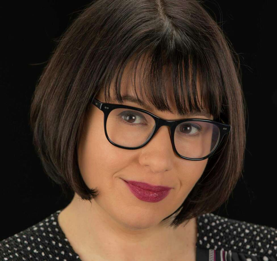 Michelle Goldberg, opinion columnist for The New York Times, in New York, Dec. 8, 2017. (Tony Cenicola/The New York Times)