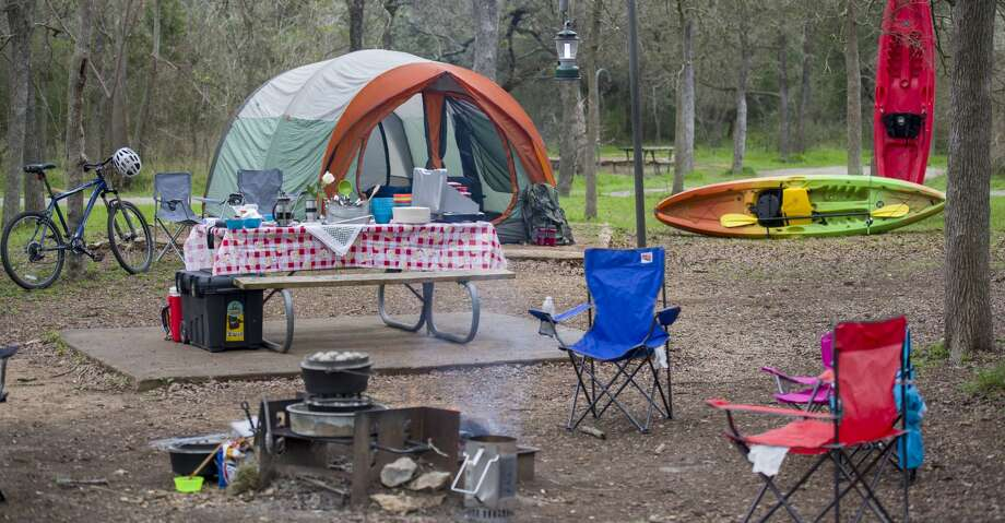Texas state parks this week debuts an expanded on-line reservation system allowing the parks' 10 million annual visitors to reserve specific campsites as well as purchase day-use permits in advance, insuring entrance on dates when most-popular parks have to turn away visitors. Photo: Texas Parks And Wildlife Departm