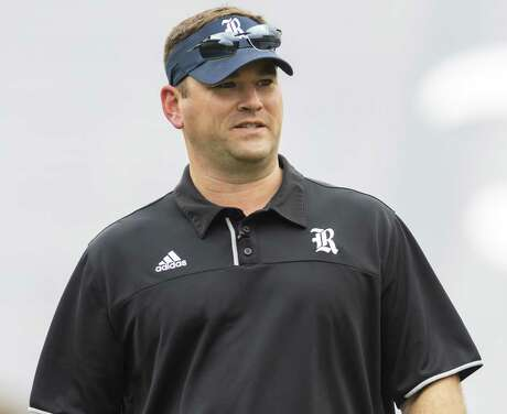 Rice coach Mike Bloomgren played 19 true freshmen last season, with 11 starting at some point.