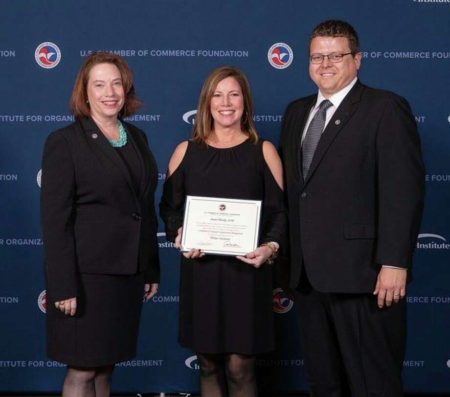 Susan Moody has achieved the IOM designation from the Institute for Organization Management, the professional development program of the U.S. Chamber of Commerce Foundation. (Photo provided)