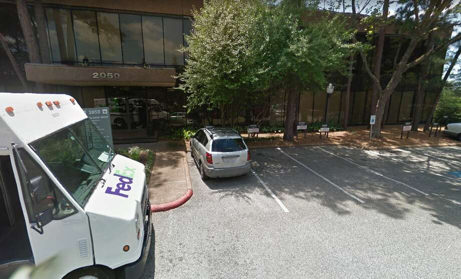 Edward J. Crouse worked as an OB-GYN. His office address was listed as 2050 N Loop W, Suite 224, Houston, in the Oak Forest/Garden Oaks area (pictured here.) Photo: Google Maps