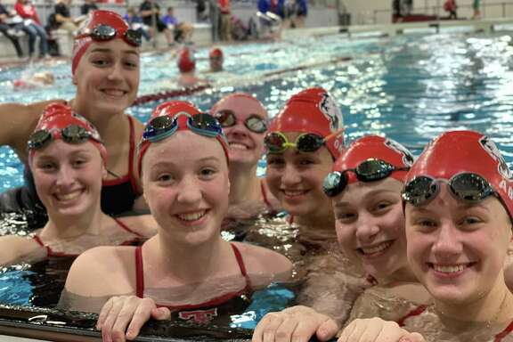 The Tomball girls placed 11th in the team standings at the Region 6-5A Swimming and Diving Championships, Feb. 1-2 at Magnolia, and the Tomball boys placed seventh out of 30.