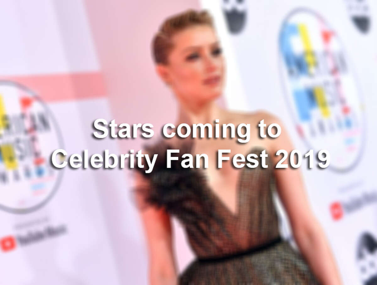 Click ahead to see all of the celebrities and events that organizers have said will be at 2019 Celebrity Fan Fest.