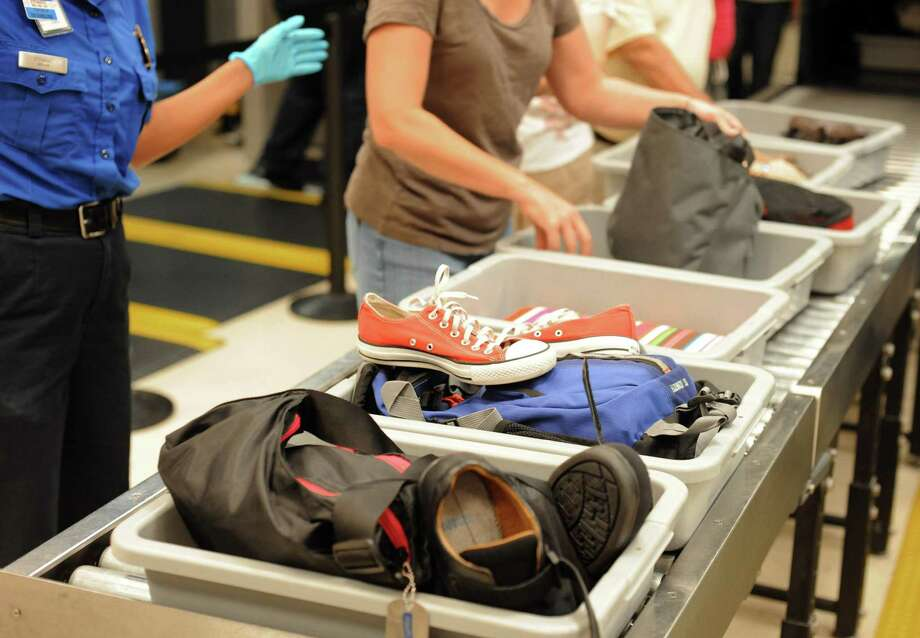 PHOTOS: Weirdest TSA seizures in 2018Houston's George Bush Intercontinental Airport was among top 10 airports where TSA agents found the most guns in a record-breaking year for the agency in 2018.>>> See what other weird things they found in 2018 Photo: Erik S. Lesser / AP / FR53108 AP