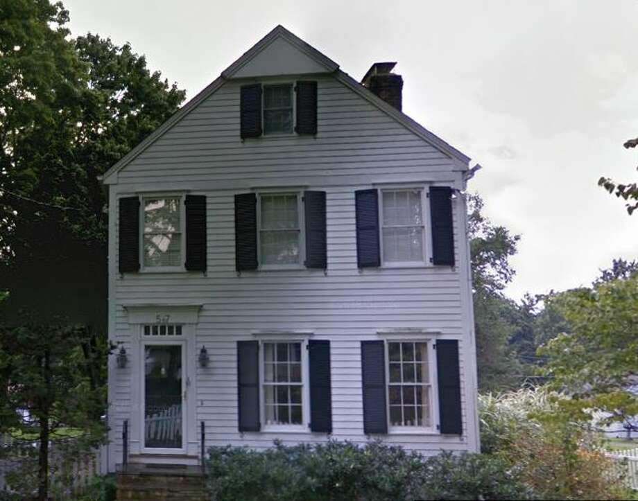 57 West Lane in Ridgefield sold for $660,000. Photo: Google Street View