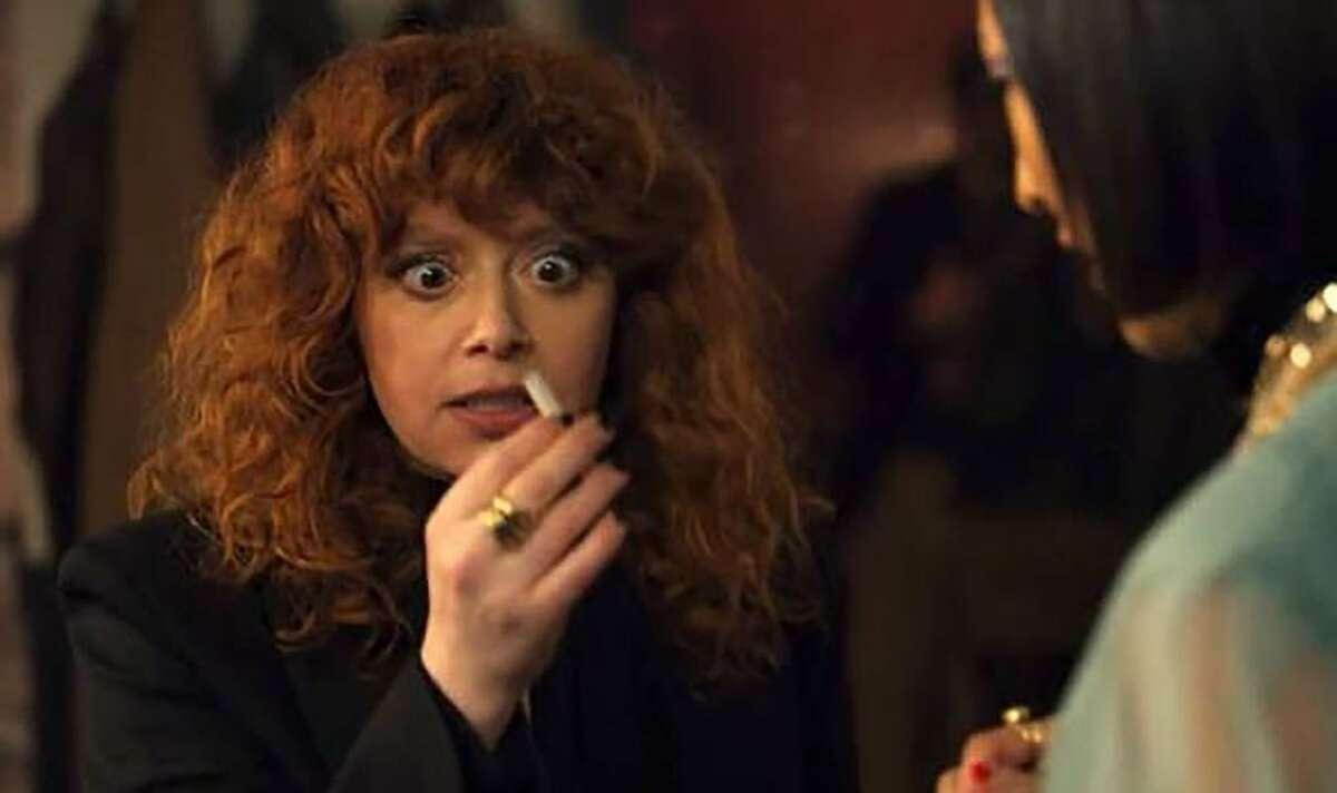 Natasha Lyonne stars in Netflix's Russian Doll.