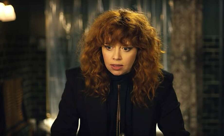 "Natasha Lyonne stars in Netflix's ""Russian Doll."" As cable TV viewing among teens has dropped, Netflix and YouTube account for more than 70% of their time watching video, according to a Piper Jaffray survey. Photo: Netflix Contributed"