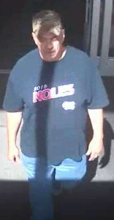 The Rosenberg Police Department is seeking the public's help in locating this suspect in a theft at Target. Photo: Rosenberg Police Department