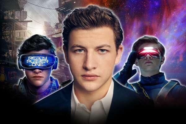 Tye Sheridan, star of 'Ready Player One' and 'X-Men: Apocalypse,' makes his Celebrity Fan Fest debut for the San Antonio event in June.