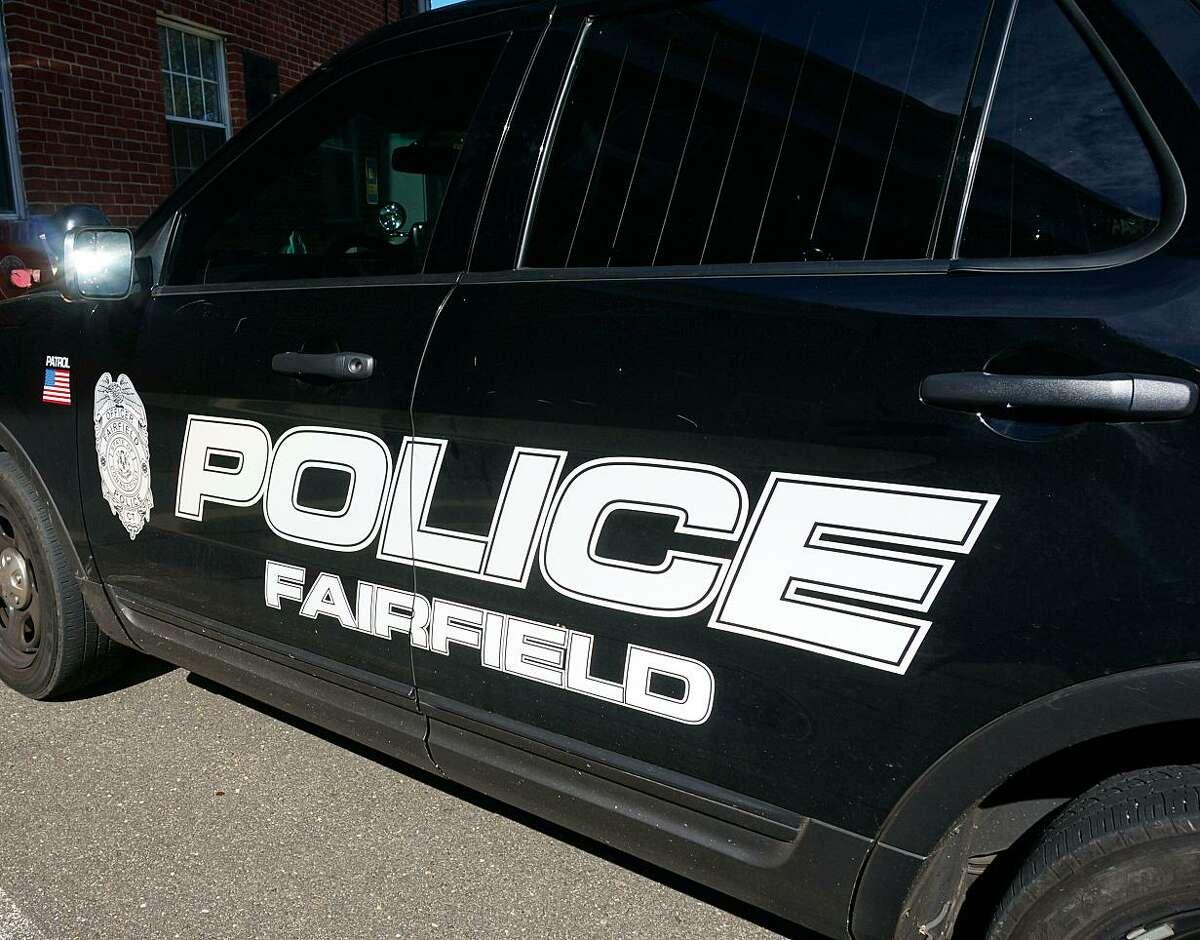 Fairfield Police car