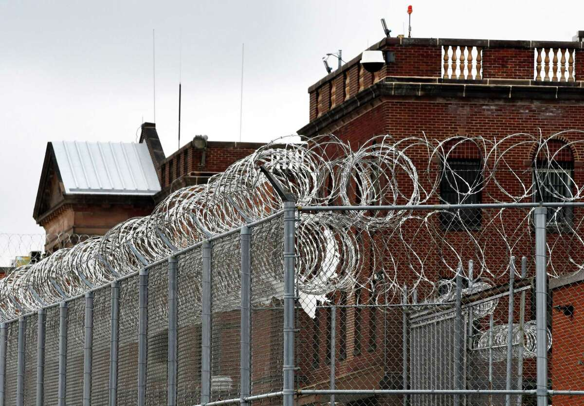 Exterior of the Albany County Correctional Facility on Thursday, Feb. 7, 2019, in Colonie, N.Y. (Will Waldron/Times Union)