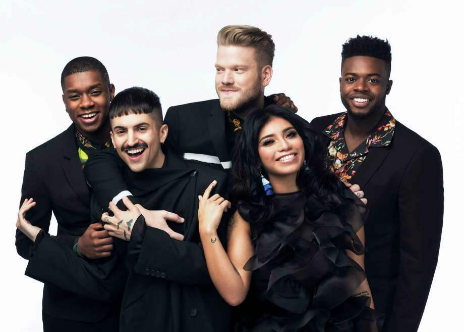 Pentatonix will play the Mohegan Sun Arena Dec. 8-9. Photo: Mohegan Sun / Contributed Photo