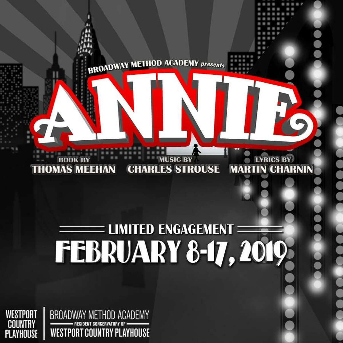 """Fairfield students will perform in the production of """"Annie."""""""