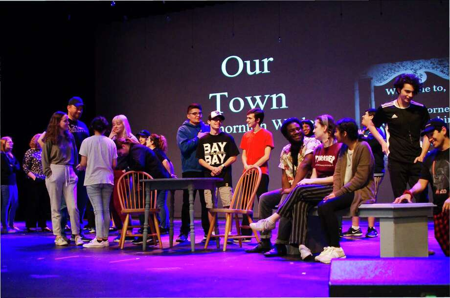 "San Jacinto College Central is presenting Thornton Wilder's ""Our Town"" Feb. 13-17. Photo: Kirk Sides / Staff Photographer / © 2018 Kirk Sides / Houston Chronicle"