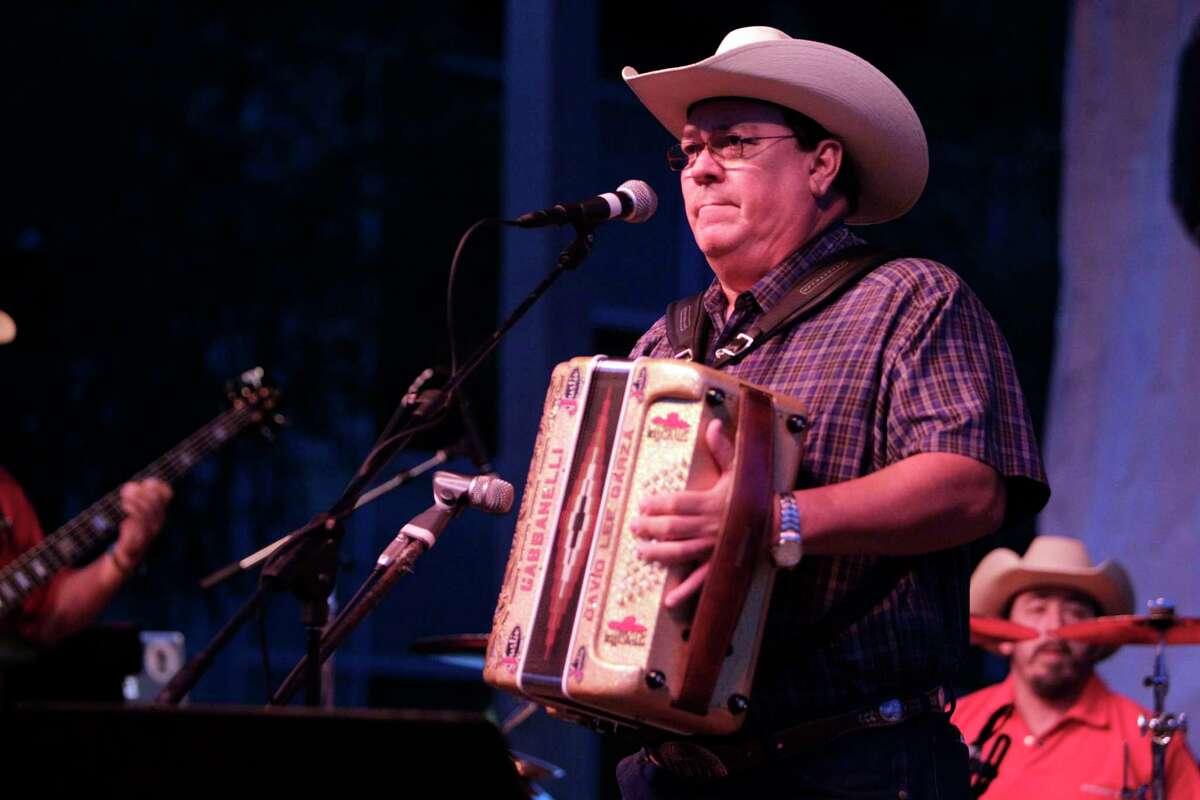 David Lee Garza y Los Musicales(Bud Light/KXTN Stage) Friday, April12