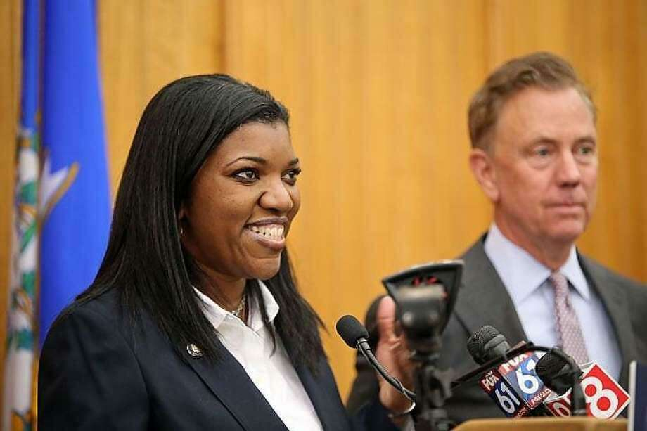 Vannessa Dorantes was nominated by Gov. Ned Lamont to head the state Department of Children and Families, where she started as a social worker 27 years ago. Photo: / CTNewsJunkie