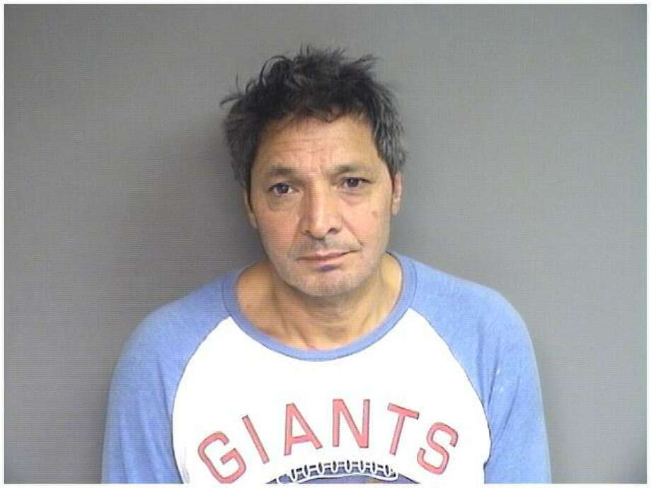 Gerardo Taboada, 57, of Stamford was picked up on a warrant from Palm Beach County, Fla., charging him with fraud and identity theft. Photo: Stamford Police / Contributed