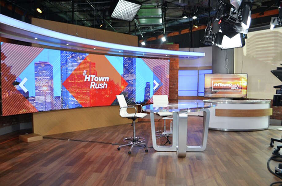 KHOU plans to begin broadcasting from its new studios at 5718 Westheimer on Feb. 17. Photo: KHOU