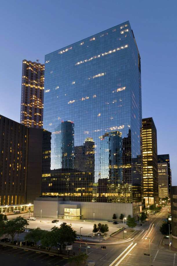 French oil company Total has renewed its lease at Total Plaza. Photo: Jerry Jones / Jerry Jones / ©2012 Jerry Jones