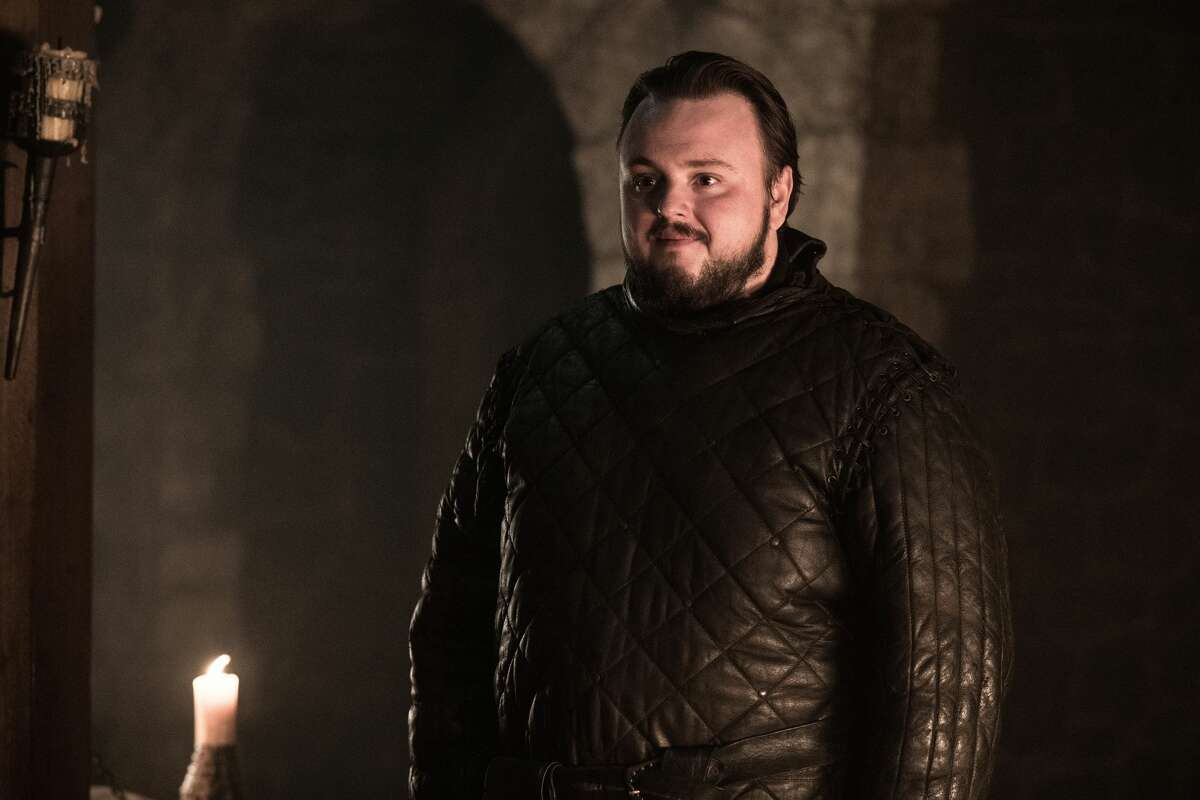 Samwell Tarly is played by ...