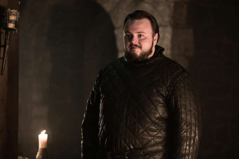 Samwell Tarly is played by ... Photo: HBO