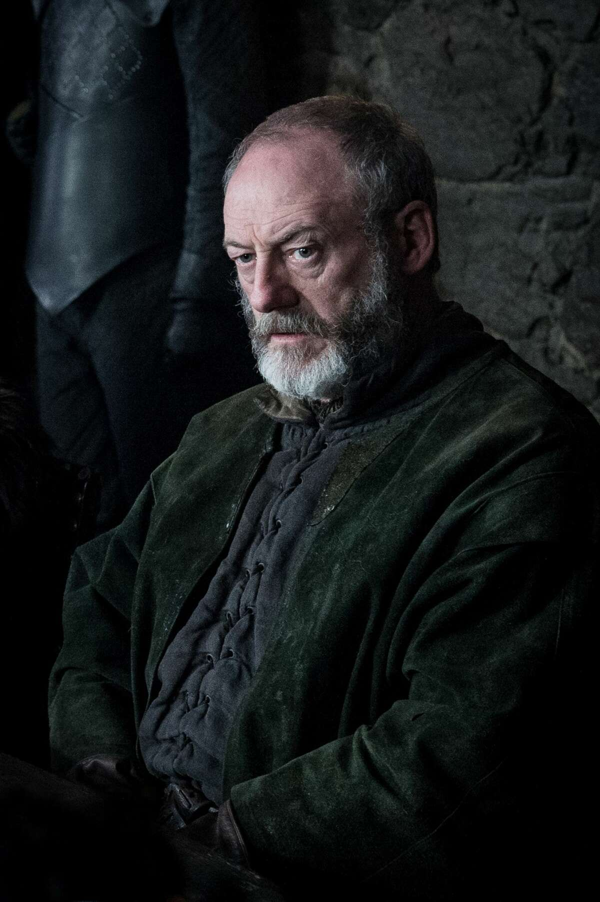Davos Seaworth is played by ...