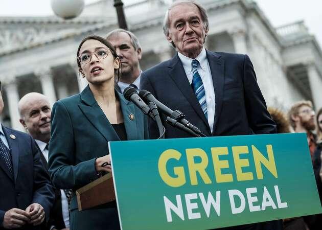 Jonah Goldberg | Green New Deal backers embrace their fantasies