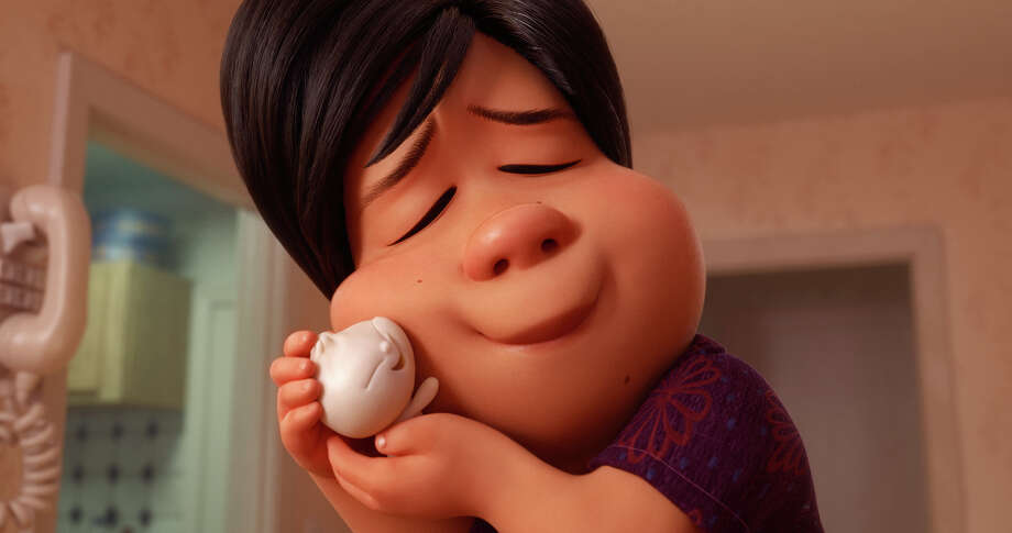 Pixar short 'Bao,' about a dumpling come to life, up for Oscar