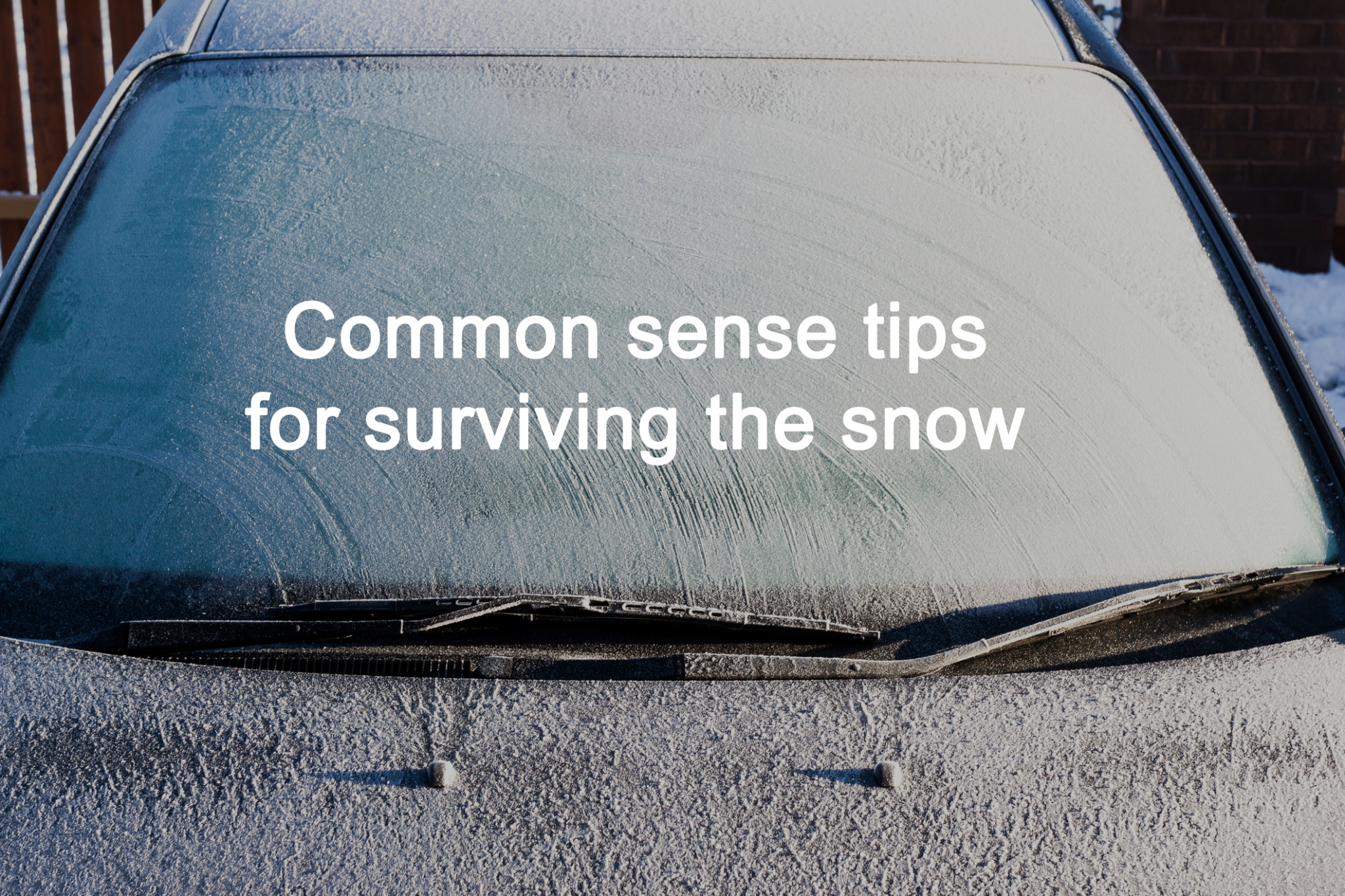 Poll: Washington drivers believe they're 'very skilled' at driving in the snow
