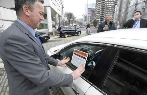 New boot to kick up collections from parking scofflaws in Stamford