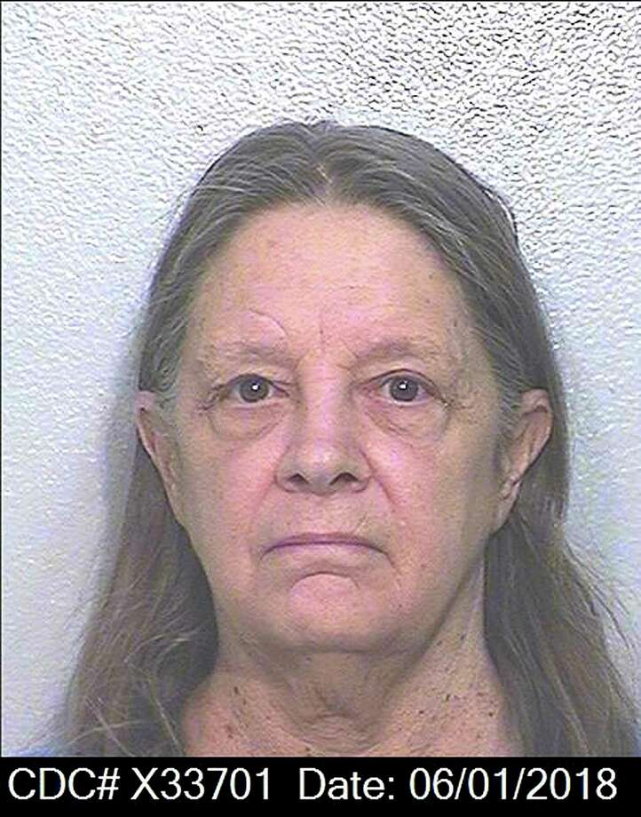 This June 1, 2018 photo released by the California Department of Corrections and Rehabilitation shows Marjorie Knoller. California commissioners denied parole Thursday, Feb. 7, 2019, for the former San Francisco attorney serving a life sentence in a bizarre dog-mauling case that tested the limits of the state's murder laws. (California Department of Corrections and Rehabilitation via AP) Photo: AP / California Department of Corrections and Rehabiliation