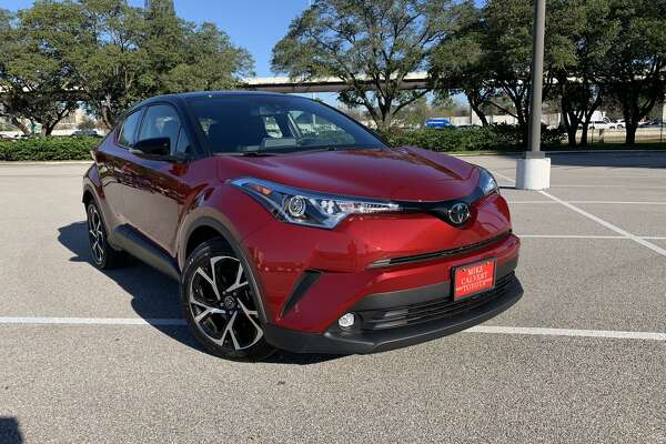 2019 Toyota C Hr Review Bought It For The Tech Love It For The