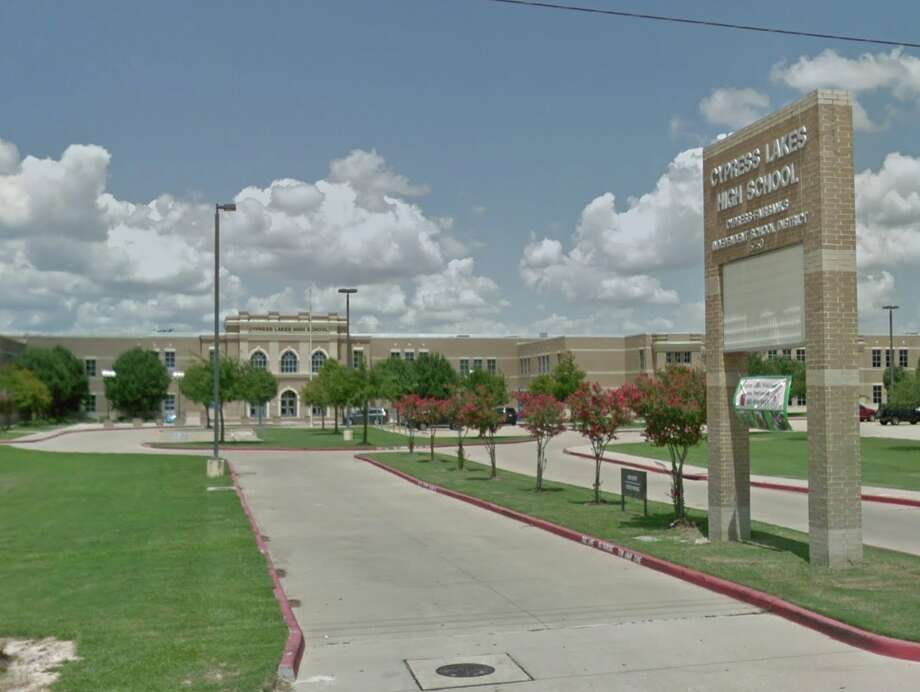 Cypress Lakes High School is seen on Google Maps Street View. Photo: Google Maps