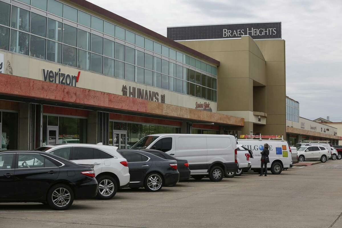 Brixmor Property Group's Braes Heights shopping center on Bellaire Boulevard. New York-based Brixmor Property Group sold several Houston area neighborhood shopping centers last year that no longer fit its investment strategy, but is reinvesting in others with potential for growth.