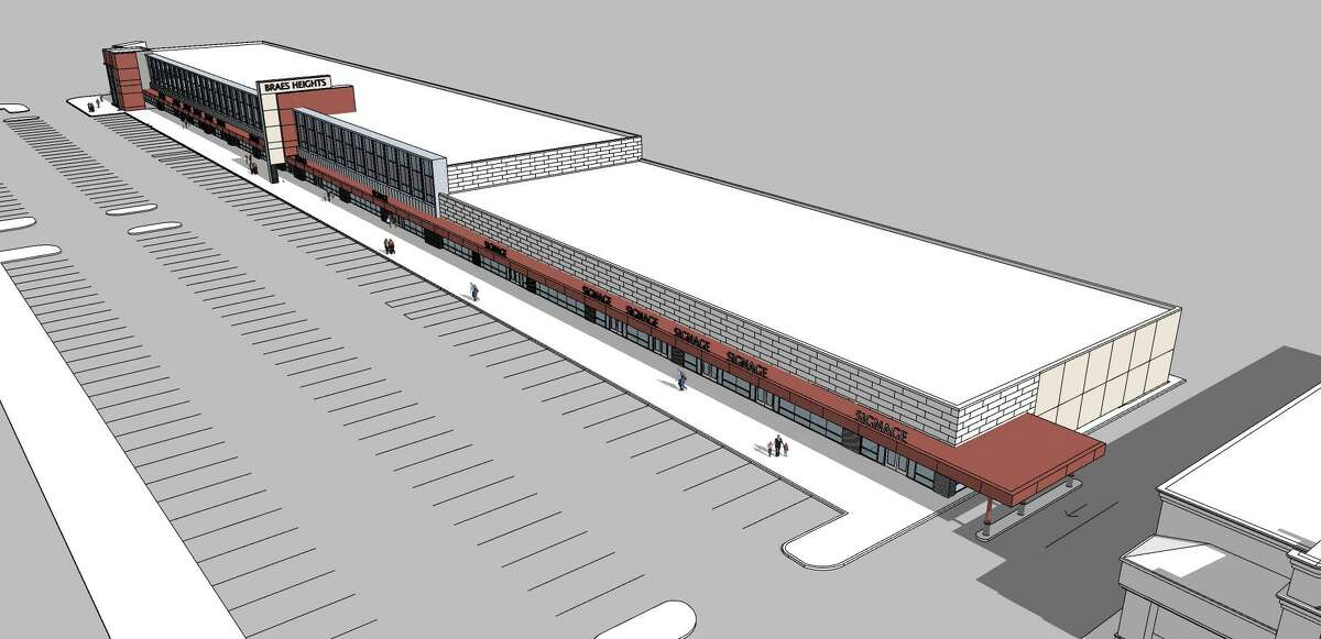 Brixmor Property Group will wrap up a renovation of the Braes Heights shopping center at3737-3949 Bellaire Blvd. in the second quarter of 2019. The project includes acomplete façade renovation and overall site improvements to the parking, landscaping and common areas, and filling some tenant spaces.