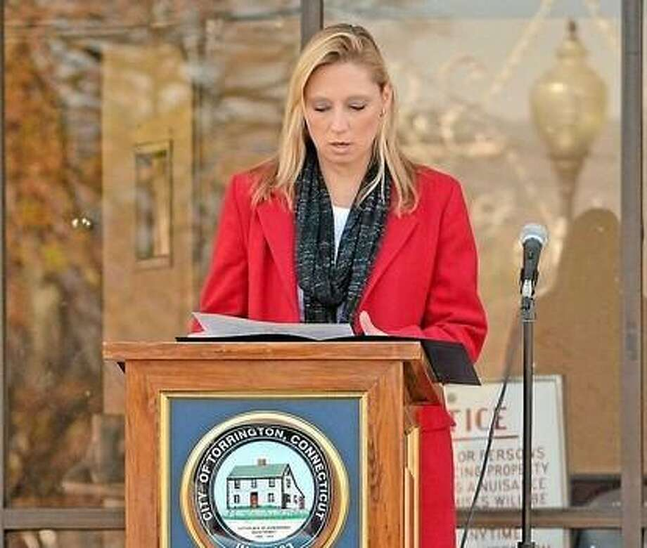 State Rep. Michelle Cook, D-Torrington. Photo: File Photo /