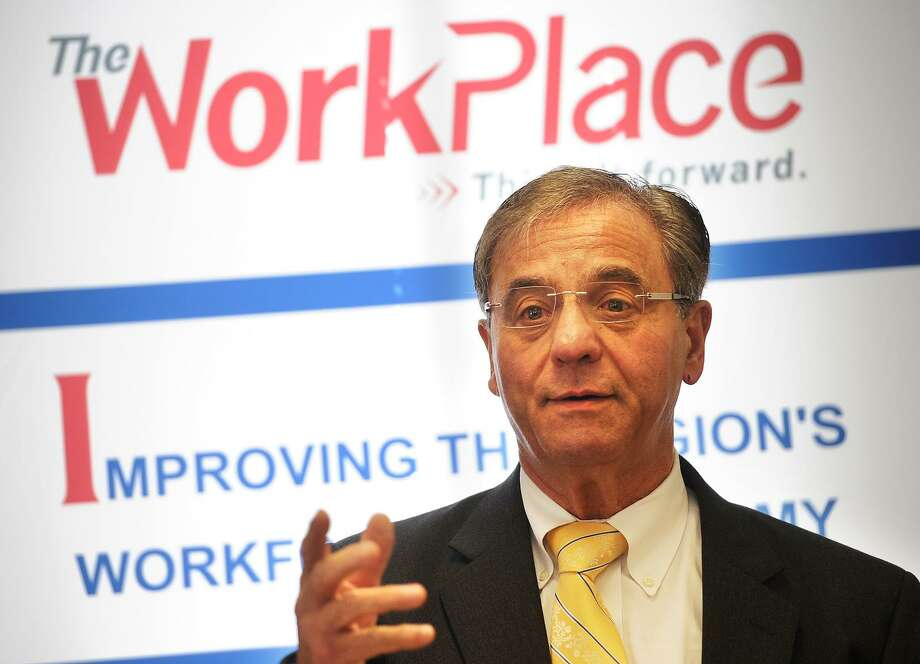 President and CEO Joe Carbone of The WorkPlace. Photo: Brian A. Pounds / File Photo / Connecticut Post