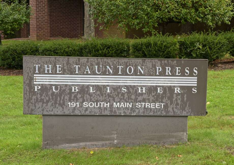 Newtown will remodel and expand the former Taunton Press building at 191 South Main St. into a new police headquarters. Photo: H. John Voorhees III