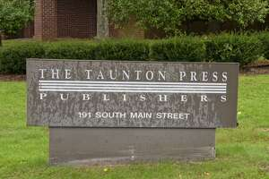 Newtown will remodel and expand the former Taunton Press building at 191 South Main St. into a new police headquarters.