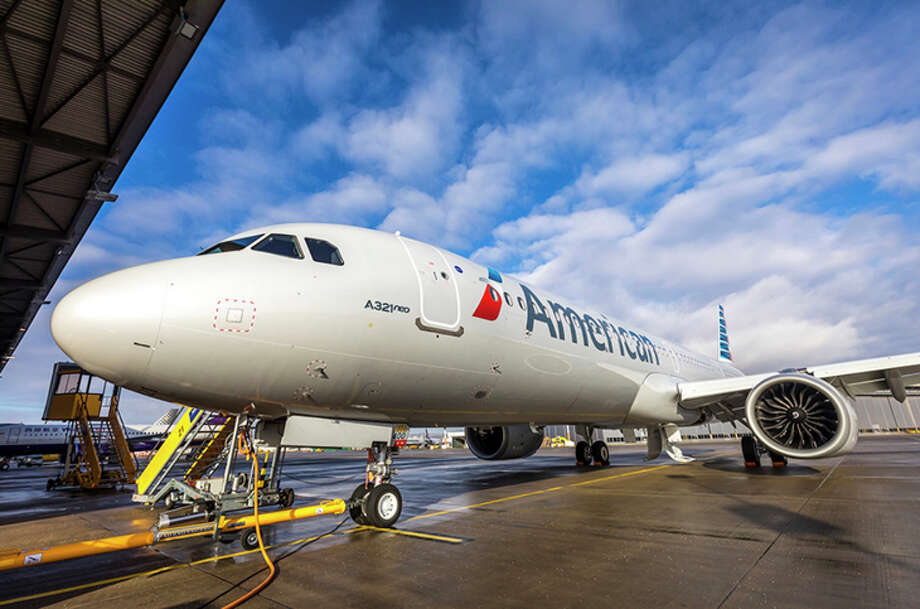 American has taken delivery of its first new A321neo. Photo: American Airlines