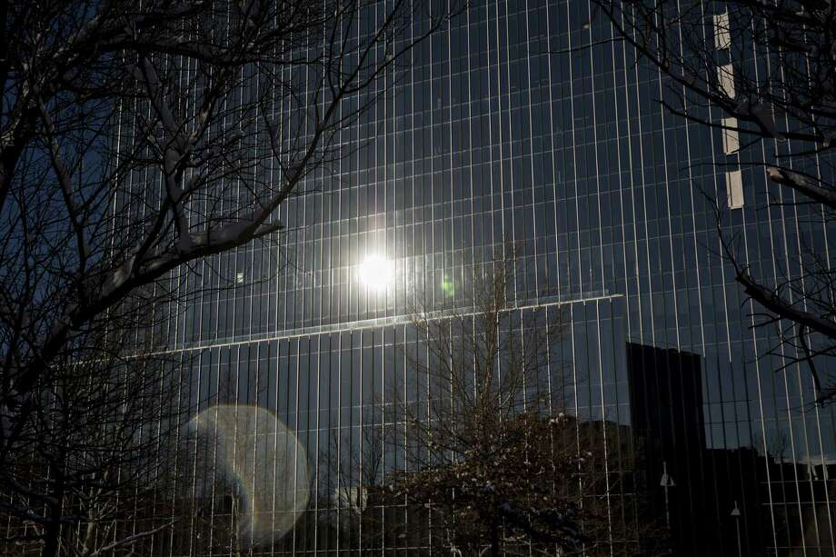 The headquarters of Gannett Co. Inc. in McLean, Va. Photo: Bloomberg Photo By Andrew Harrer / Bloomberg