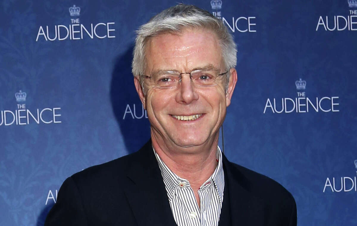 FILE - In this March 8, 2015, file photo, director Stephen Daldry attends the Broadway opening night of