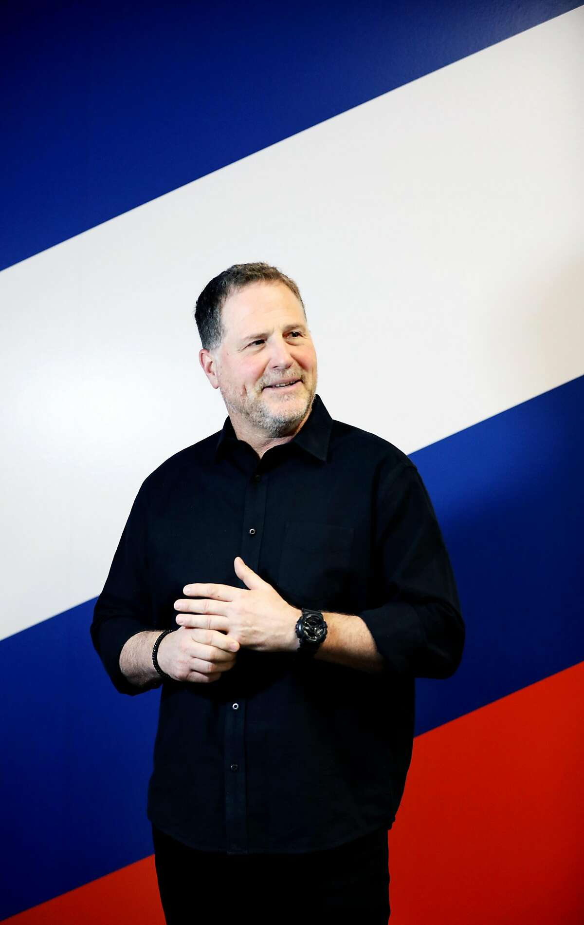 Jay Fulcher, CEO of Zenefits, poses for a portrait at 250 Brannan St., in San Francisco, Calif., on Thursday, January 24, 2019.
