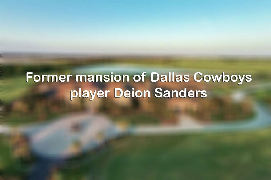 Click ahead to view Deion Sanders' former multimillion-dollar mansion. Photo: Concierge Auctions