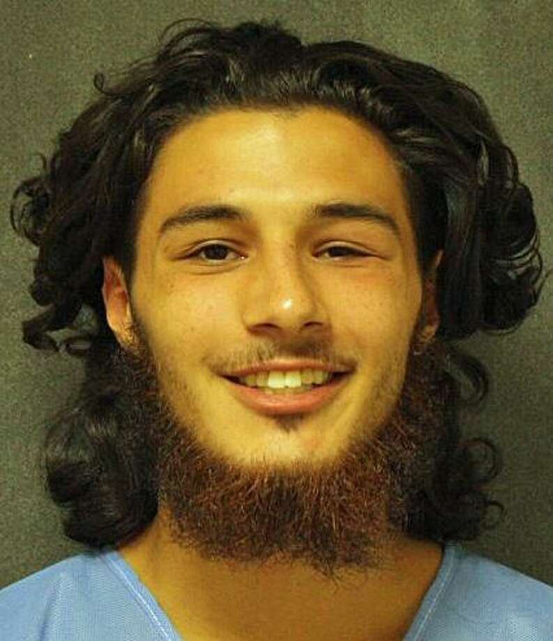 On Tuesday, July 24, 2018 police arrested Anthony Rodriguez-Horvath, 21, of Beacon Falls, after multiple crimes over a two-hour period in Ansonia. Photo: Contributed Photo Ansonia Police / Contributed Photo / Connecticut Post Contributed