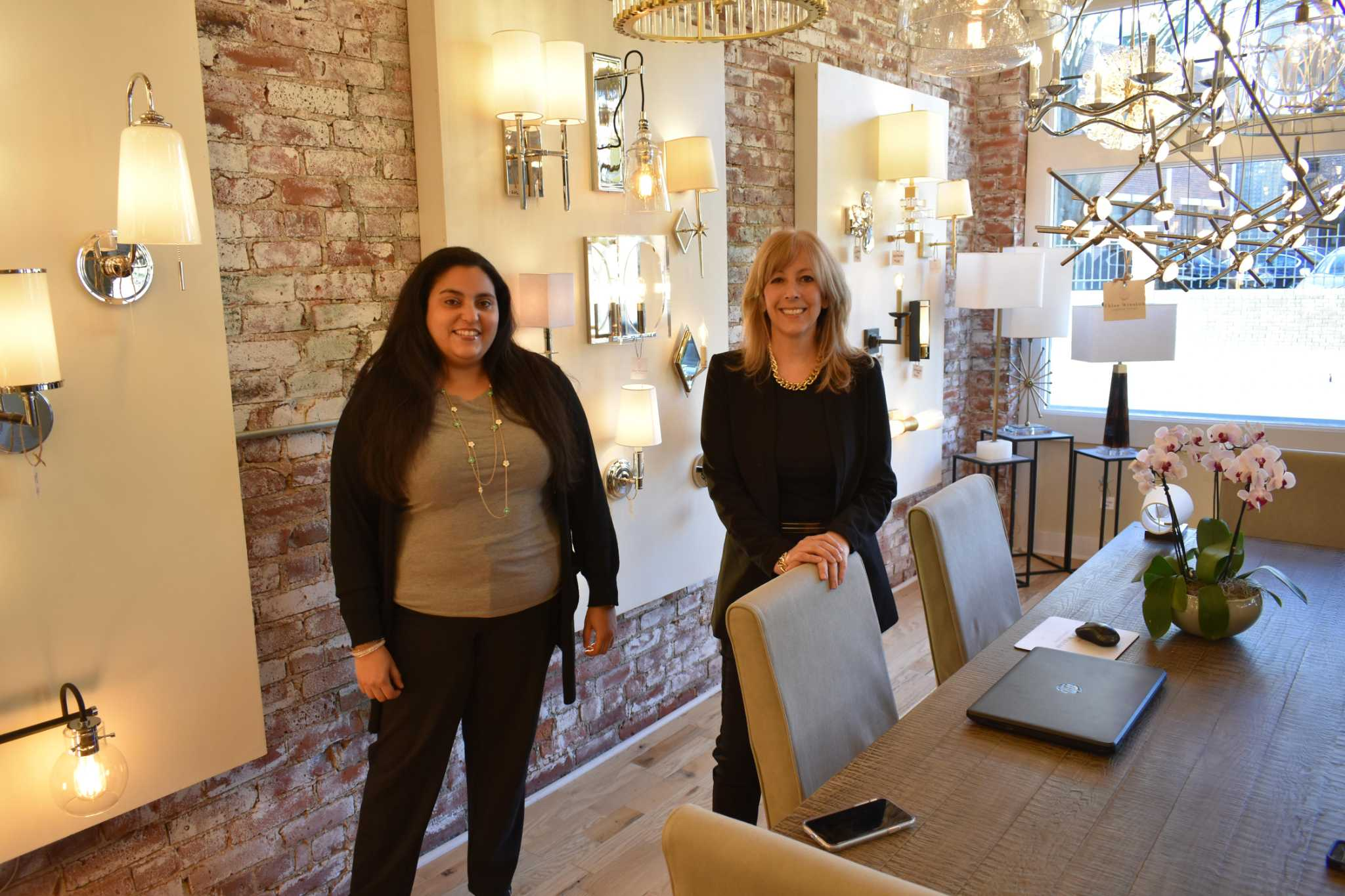 After lights go dark at norwalk showroom a new fixture in sono
