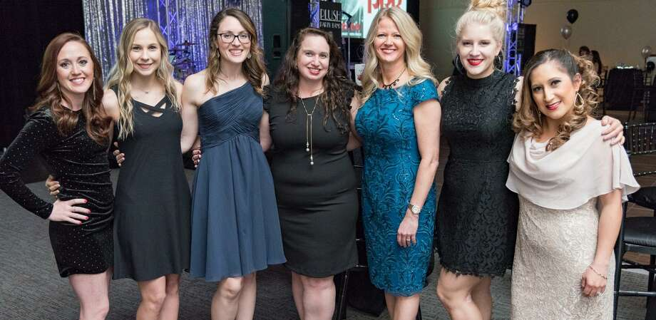 Teachers who received grants in 2018 attended the annual GROOVE spring fundraiser as guests of the Katy ISD Education Foundation. Photo: Katy ISD Education Foundation / Katy ISD Education Foundation / Buller Photography