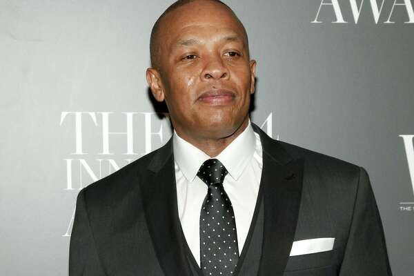 In this Nov. 5, 2014, file photo, Dr. Dre attends the WSJ. Magazine 2014 Innovator Awards at MoMA in New York.