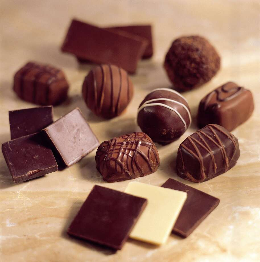 Chocolate is made from cocoa, which is harvested in West Africa by child slave labor. Something to consider if you are mulling buying chocolates for someone on Valentine's Day. Look for fair trade labels. Photo: /VIA BLOOMBERG NEWS / THE NATIONAL CONFECTIONERS ASSOC